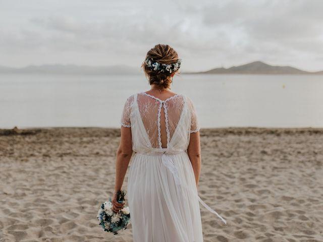 La boda de Javier y Irene en La Manga Del Mar Menor, Murcia 55