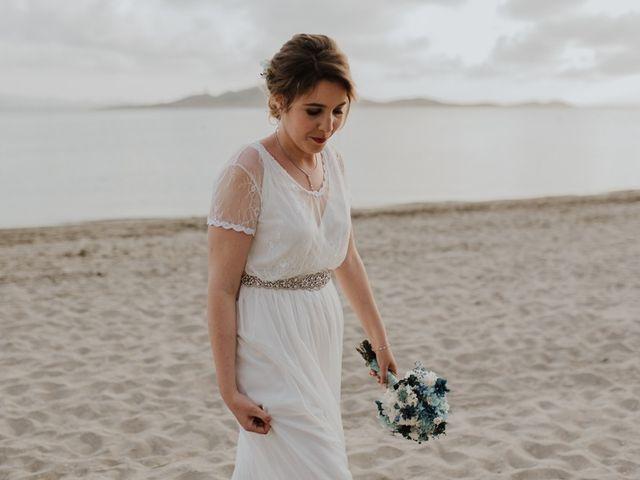 La boda de Javier y Irene en La Manga Del Mar Menor, Murcia 1