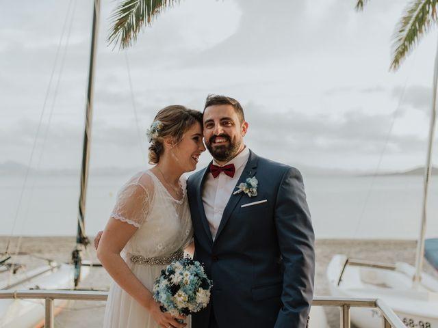 La boda de Javier y Irene en La Manga Del Mar Menor, Murcia 56