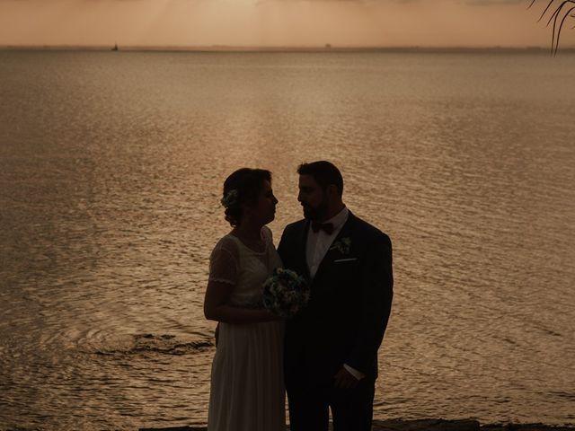 La boda de Javier y Irene en La Manga Del Mar Menor, Murcia 58