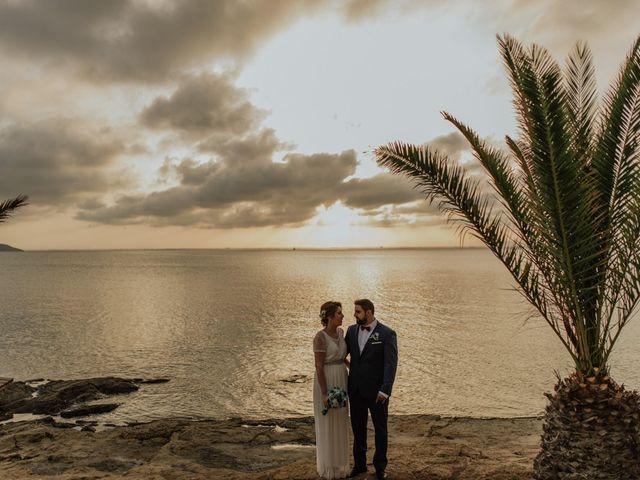 La boda de Javier y Irene en La Manga Del Mar Menor, Murcia 59