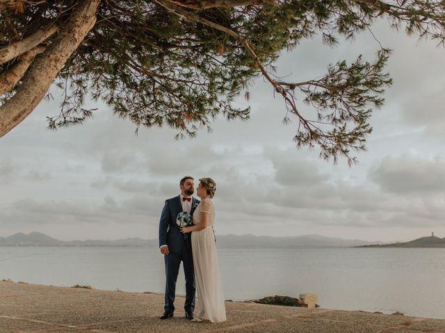 La boda de Javier y Irene en La Manga Del Mar Menor, Murcia 62