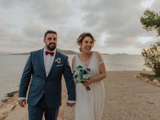 La boda de Javier y Irene en La Manga Del Mar Menor, Murcia 63