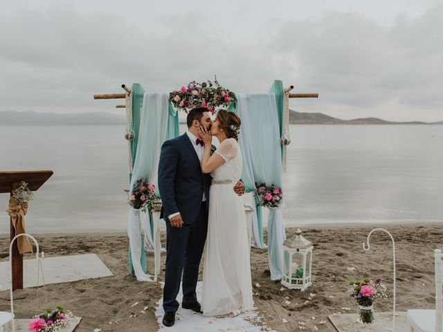 La boda de Javier y Irene en La Manga Del Mar Menor, Murcia 64