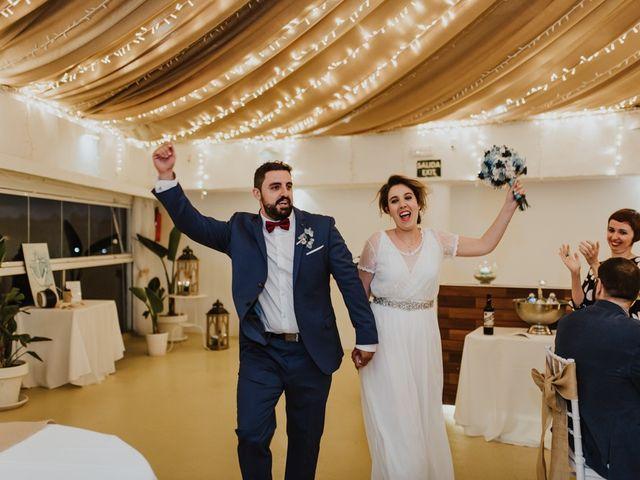 La boda de Javier y Irene en La Manga Del Mar Menor, Murcia 65
