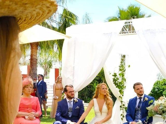 La boda de Alejandro y Beatriz Mª en Peñaflor, Sevilla 5