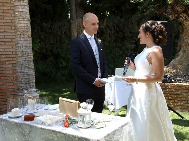 La boda de Marco y María en Cadrete, Zaragoza 12