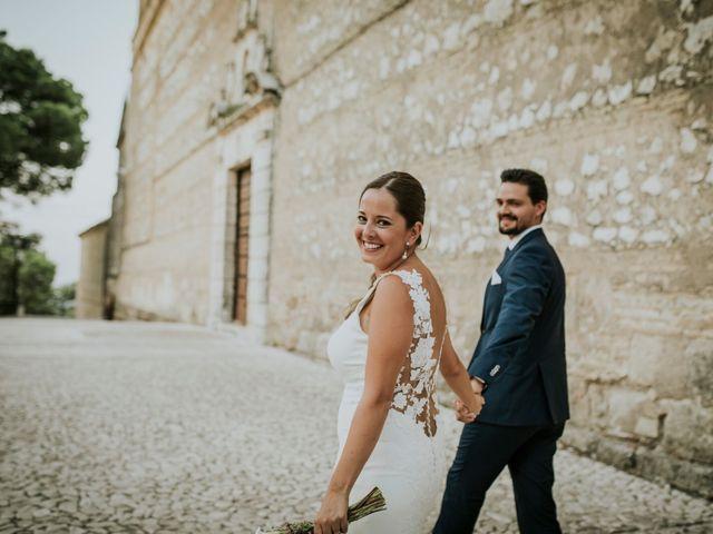 La boda de Marisa y Anthony  en Lora De Estepa, Sevilla 3
