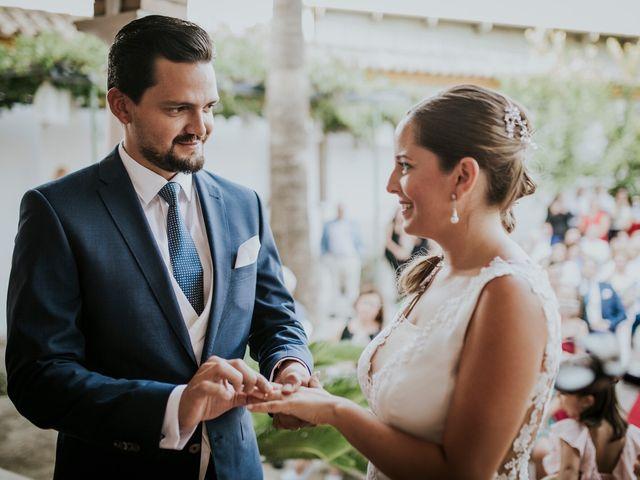 La boda de Marisa y Anthony  en Lora De Estepa, Sevilla 4
