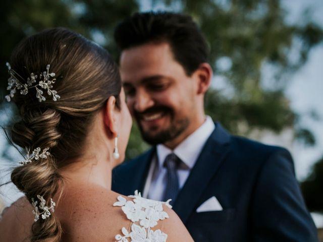 La boda de Marisa y Anthony  en Lora De Estepa, Sevilla 5