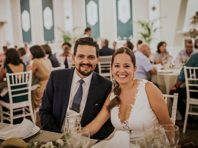 La boda de Marisa y Anthony  en Lora De Estepa, Sevilla 6