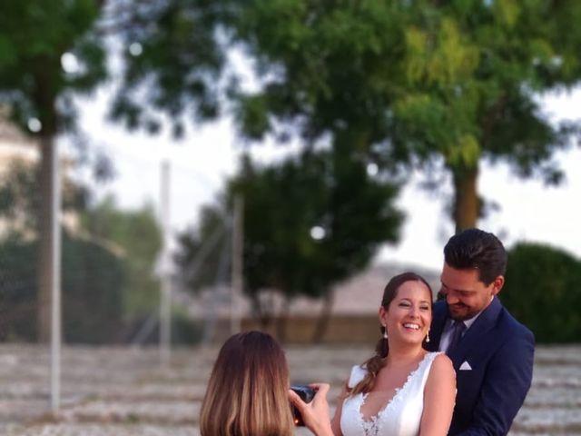 La boda de Marisa y Anthony  en Lora De Estepa, Sevilla 7