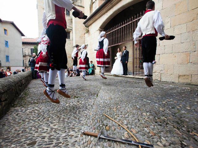 La boda de Salvador y Elena en Hondarribia, Guipúzcoa 8