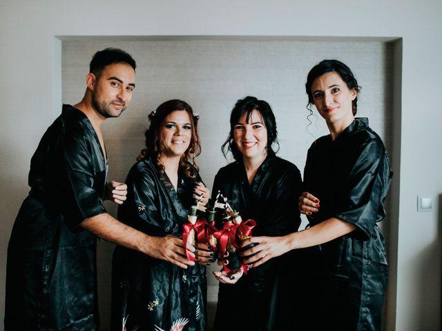 La boda de Edu y Cátia en Almodovar Del Rio, Córdoba 12