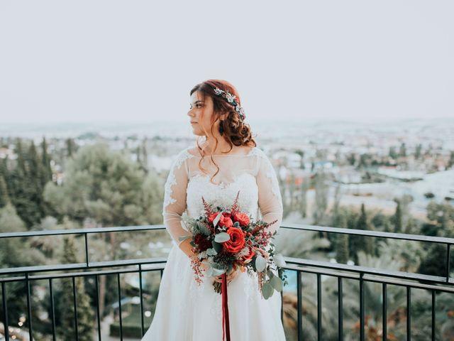 La boda de Edu y Cátia en Almodovar Del Rio, Córdoba 15