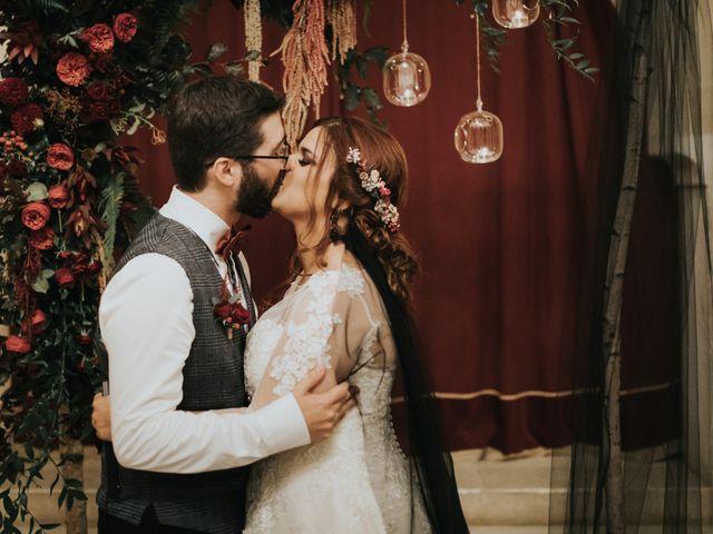 La boda de Edu y Cátia en Almodovar Del Rio, Córdoba 23