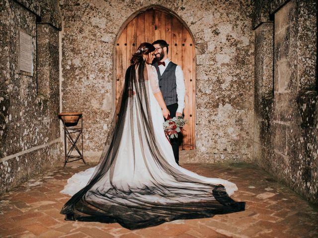 La boda de Edu y Cátia en Almodovar Del Rio, Córdoba 2