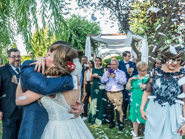 La boda de Juan y Conchi en Illescas, Toledo 1