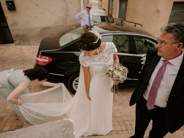 La boda de Pedro y Lourdes en Albacete, Albacete 32