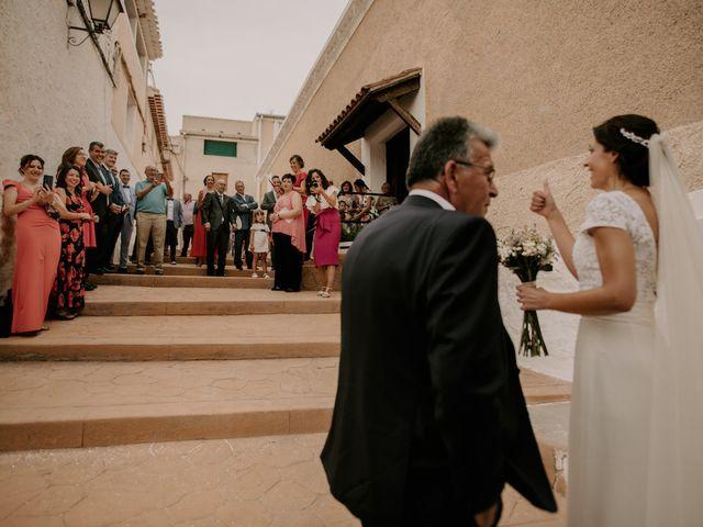La boda de Pedro y Lourdes en Albacete, Albacete 33