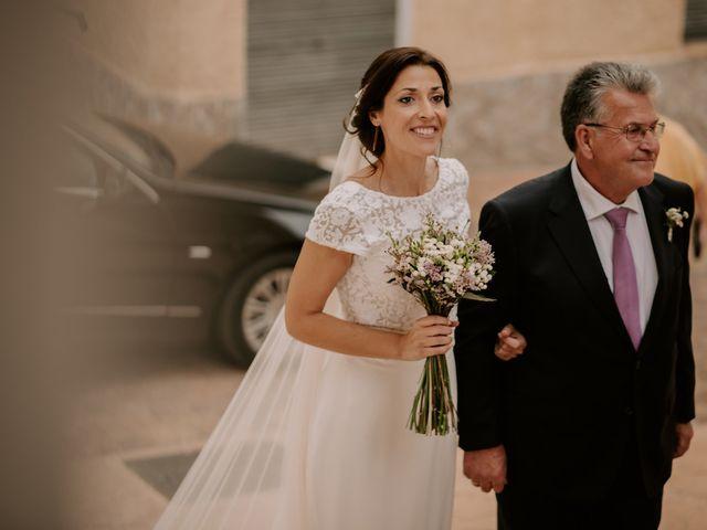 La boda de Pedro y Lourdes en Albacete, Albacete 34