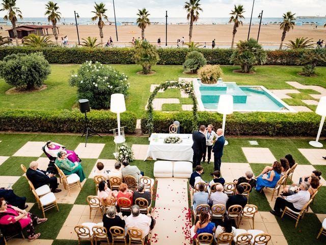 La boda de Manuel y Pilar en Valencia, Valencia 114