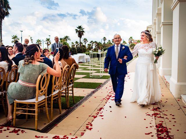 La boda de Manuel y Pilar en Valencia, Valencia 122