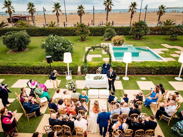 La boda de Manuel y Pilar en Valencia, Valencia 123