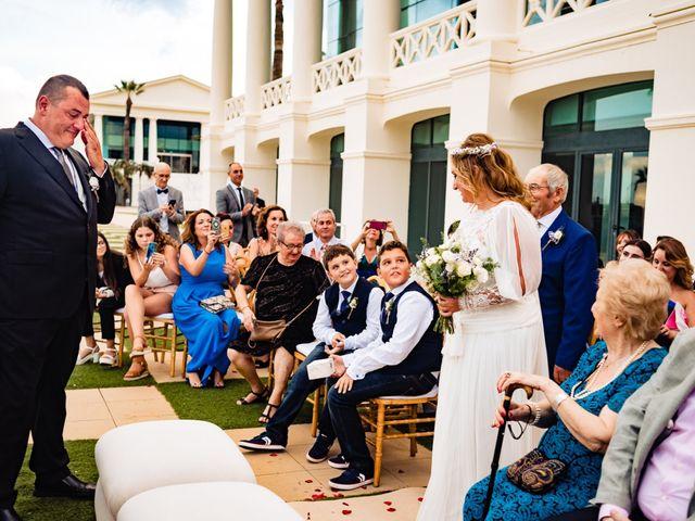 La boda de Manuel y Pilar en Valencia, Valencia 124