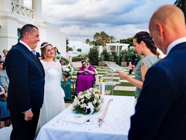 La boda de Manuel y Pilar en Valencia, Valencia 152