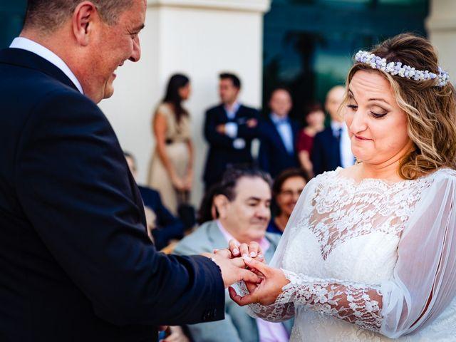 La boda de Manuel y Pilar en Valencia, Valencia 183