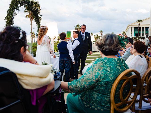 La boda de Manuel y Pilar en Valencia, Valencia 199