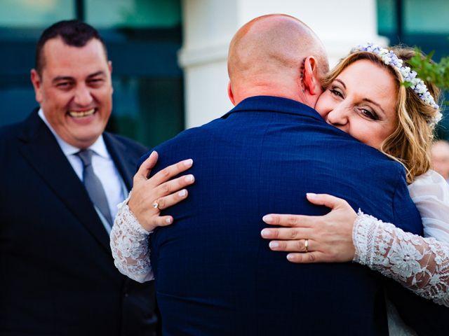 La boda de Manuel y Pilar en Valencia, Valencia 201