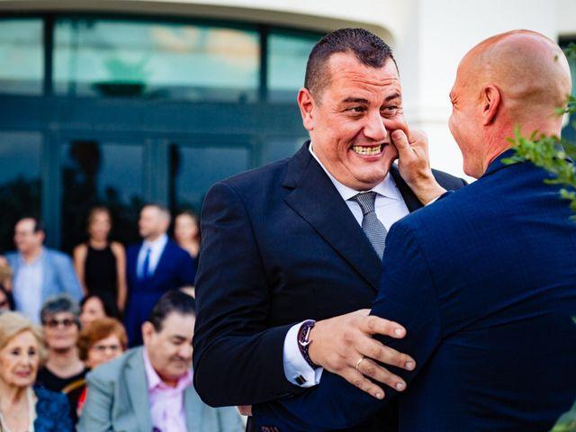 La boda de Manuel y Pilar en Valencia, Valencia 208