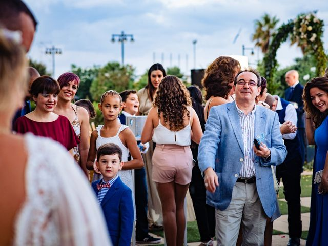 La boda de Manuel y Pilar en Valencia, Valencia 261