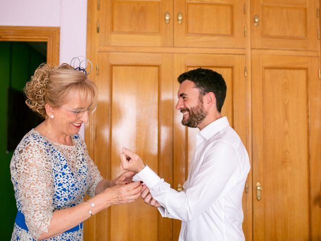 La boda de Joaquín y Lorena en Villatoro, Ávila 7