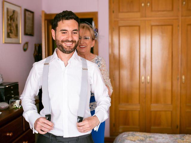 La boda de Joaquín y Lorena en Villatoro, Ávila 8