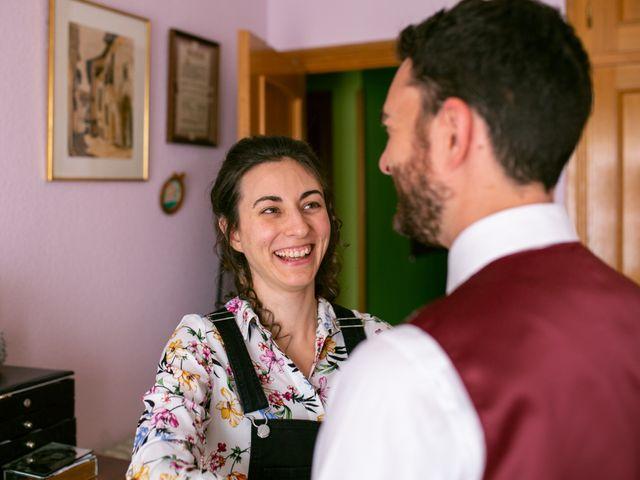 La boda de Joaquín y Lorena en Villatoro, Ávila 10