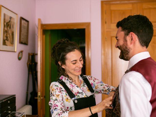 La boda de Joaquín y Lorena en Villatoro, Ávila 11