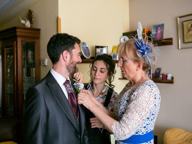 La boda de Joaquín y Lorena en Villatoro, Ávila 13