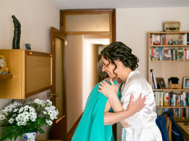 La boda de Joaquín y Lorena en Villatoro, Ávila 19