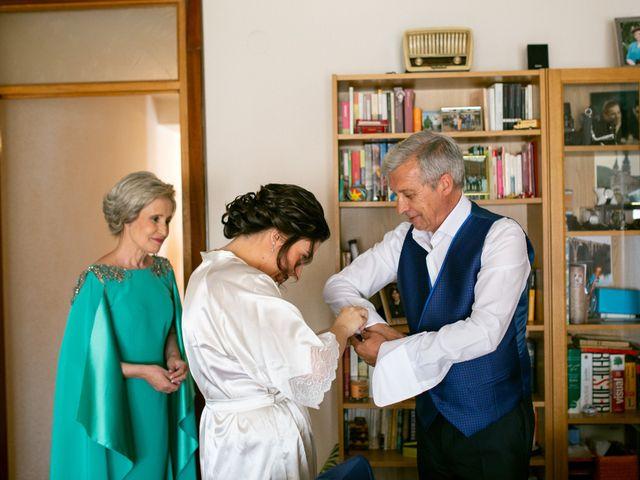 La boda de Joaquín y Lorena en Villatoro, Ávila 20