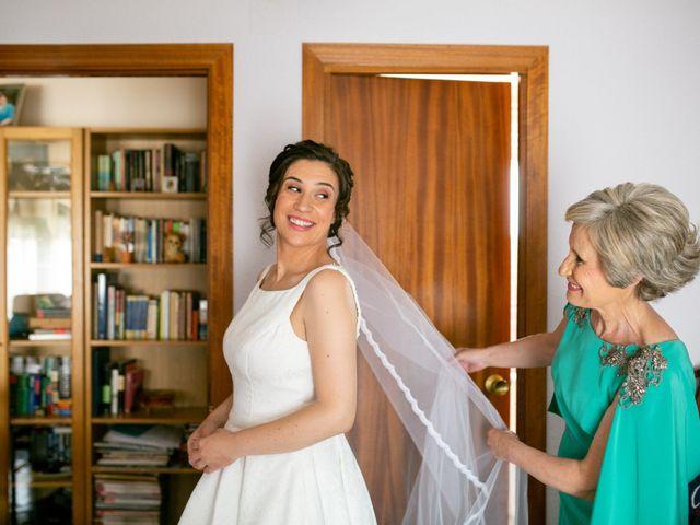 La boda de Joaquín y Lorena en Villatoro, Ávila 23