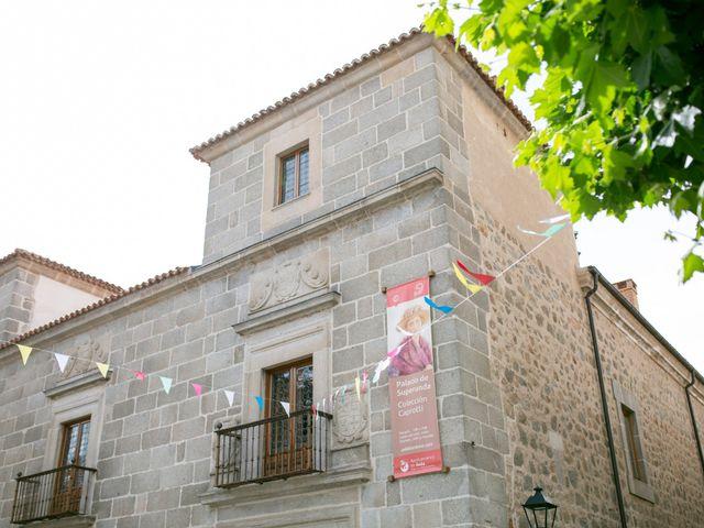 La boda de Joaquín y Lorena en Villatoro, Ávila 25