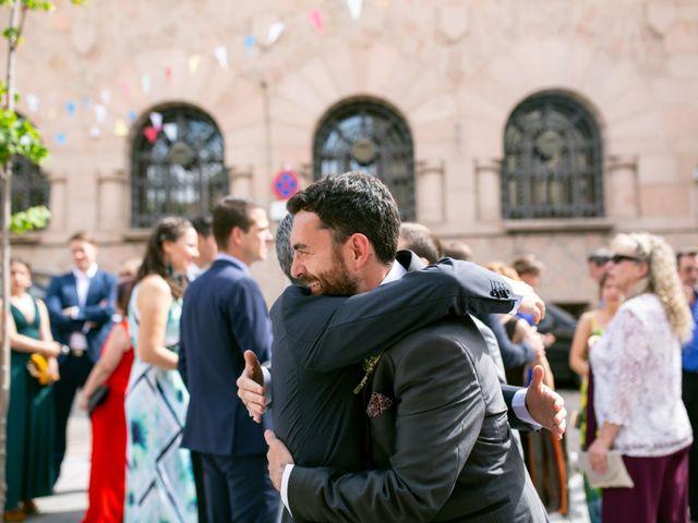 La boda de Joaquín y Lorena en Villatoro, Ávila 28