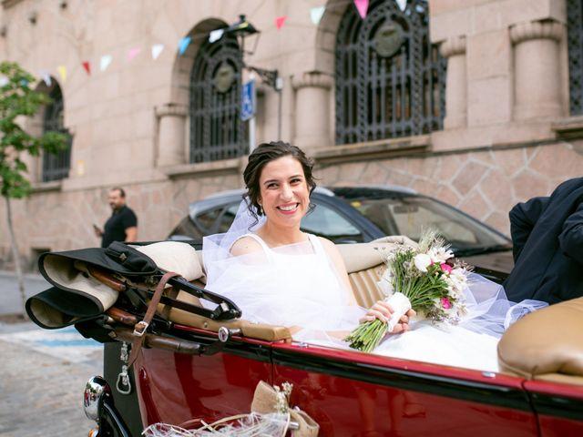 La boda de Joaquín y Lorena en Villatoro, Ávila 30