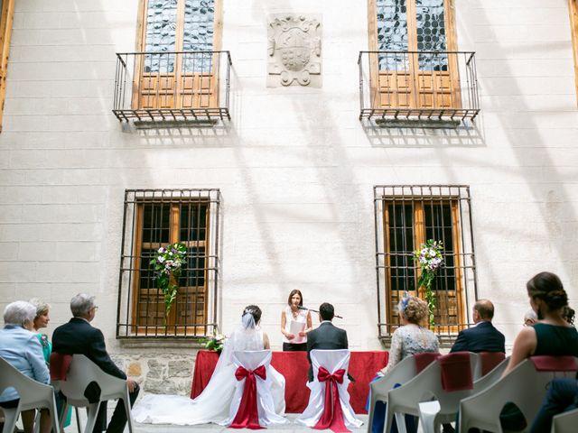 La boda de Joaquín y Lorena en Villatoro, Ávila 37