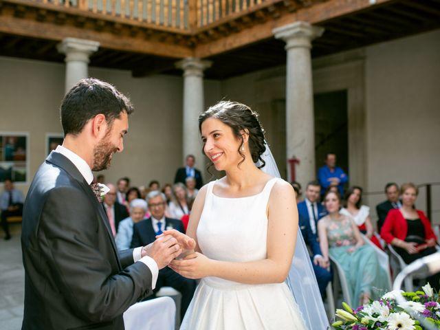 La boda de Joaquín y Lorena en Villatoro, Ávila 50