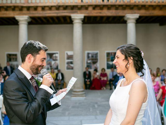 La boda de Joaquín y Lorena en Villatoro, Ávila 52