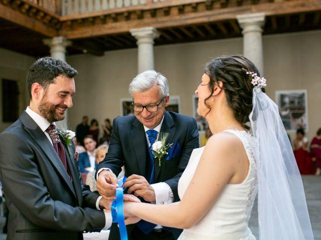 La boda de Joaquín y Lorena en Villatoro, Ávila 56